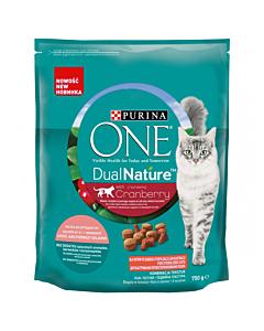 ONE DUAL Sterilcat kuiv kassitoit, steriliseeritud kassidele lõhe / 750g