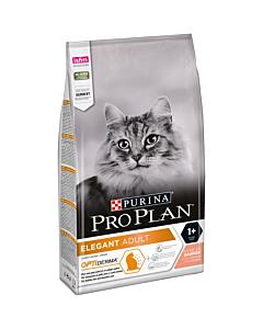 Pro Plan Cat Adult Optiderma Elegant kassitoit lõhe / 1,5kg