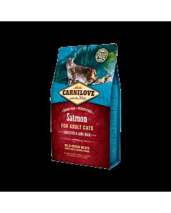 Carni Love kuivtoit täiskasvanud kassile Lõhega / 6kg