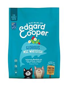 Edgard Cooper kassi täissööt, valge kala / 1,75kg