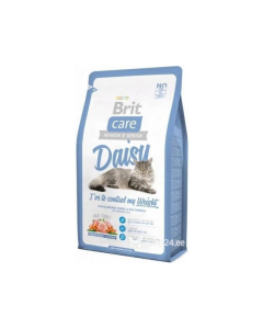 """Brit Care kassitoit ülekaalulisele kassile """"Daisy I´ve to control my Weight""""  /  400g"""