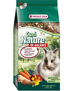 Kerge sööt küülikutele Cuni Nature Re Balance  / 2,5kg