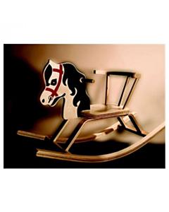Лошадка-качалка Ojar