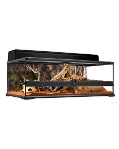 Klaasist terraarium - Exo Terra Natural, Large  / 90x45x30см (PT2611)