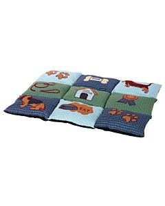 Koera vaip Patchwork blanket / 80x55cm