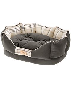 Koera voodi Charles 50, pruun