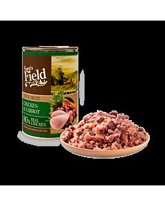 Sam´s Field konserv Kana & Porgand / 400g