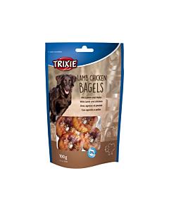 Trixie Koera maius PREMIO Lamb Chicken Bagels / 100g