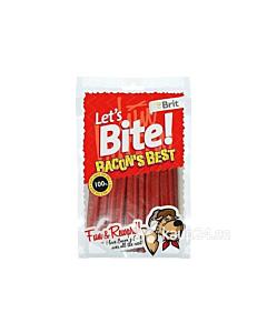 Brit Care Lets Bite Bacon Stick