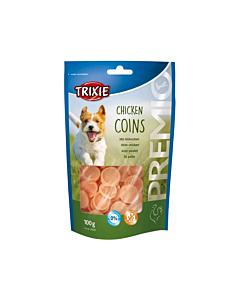 Trixie koera maius Esguisita 'ChickenCoins' / 100g