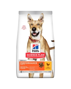 Hill's Science Plan Performance koeratoit kanaga / 14kg