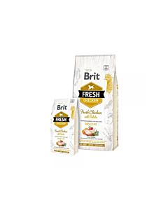 Brit FRESH Chicken&Potato Adult / 2,5kg