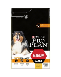 Pro Plan Adult Medium koeratoit kanaga / 3kg