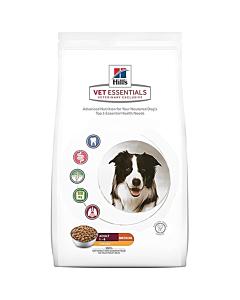 Hill's Vet Essentials Medium Dental koeratoit kanaga / 10 kg