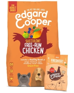 Edgard Cooper koeratoit kanalihaga / 2,5kg