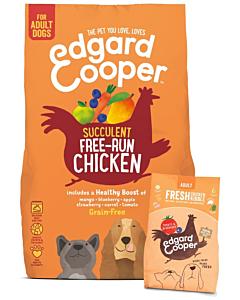 Edgard Cooper koeratoit Free - Run kanalihaga / 700g
