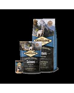 Carni Love kuivtoit täiskasvanud koerale lõhega / 1,5kg