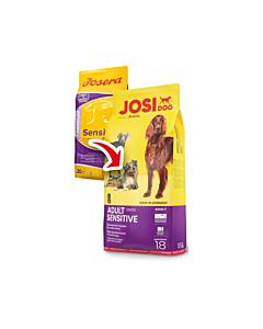 Josera JosiDog Adult Sensitive tundliku seedimisega koertele / 18kg