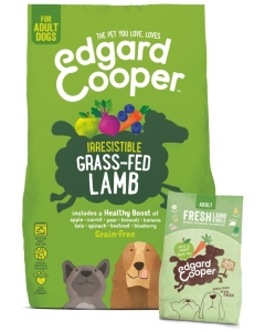 Edgard Cooper koeratoit lambalihaga / 700g