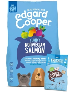 Edgard Cooper koeratoit norra lõhega / 700g