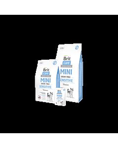 Brit Care Mini tundlikule koerale Hirvelihaga / 2kg