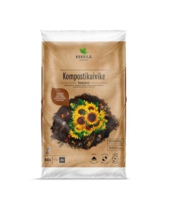 Kekkilä kompostiturvas / 50L