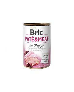 Brit Care Puppy Chicken & Turk / 400g