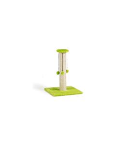 Beeztees kraapimispuu Njou, roheline / 38X38X53CM