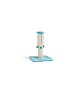 Beeztees kraapimispuu Njou, sinine / 38X38X53CM
