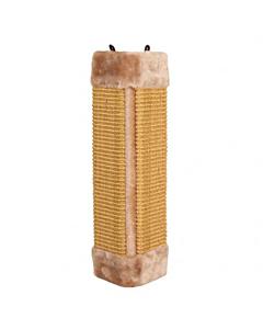 Kratsimislaud-nurgaga / 32x60cm / pruun