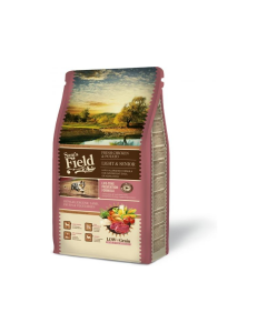 Sam's Field kuivtoit allergilisele, ülekaalulisele koerale Lamba&Riisiga / 2,5kg