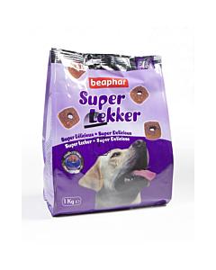 Beaphar Super Lekker kuivtoit koertele / 1kg