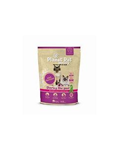 Planet Pet Society steriliseeritud kasside kuivtoit / 300g