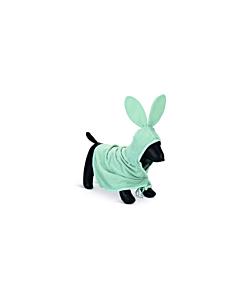 Beeztees kutsika hommikumantel Puppie Foompie, roheline /  60X35CM