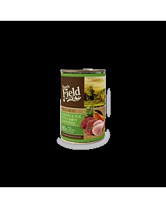 Sam`s Field konserv kutsikale kana&porgandiga / 400g