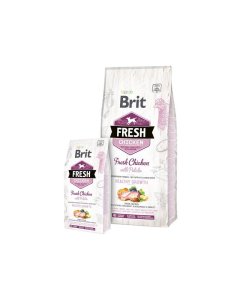 Brit FRESH Chicken&Potato Puppy / 12kg