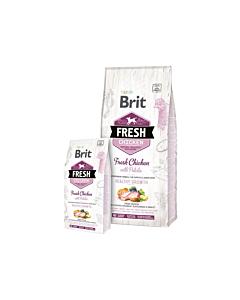 Brit FRESH Chicken&Potato Puppy / 2,5kg