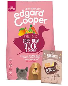Edgard Cooper kutsikatoit pardi- ja kanalihaga / 7kg