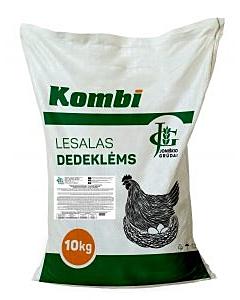 Koksidiostaatikumiga sööt tibudele 1-28 päeva / graanul / 10kg