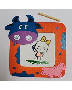 Laste pildiraam Lehm