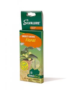 Putukate liimpüünis Floral Silva potitaimedele 12tk/pakis