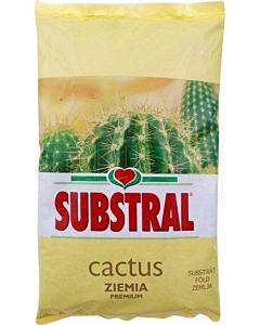 Lillemuld kaktustele Susbstral / 3L
