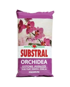 Substral Orhidee muld / 3l