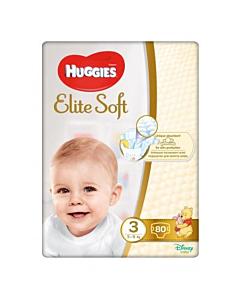 Huggies mähkmed Elite Soft 3 / 5-9kg / 80tk / LM