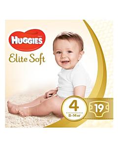 Huggies mähkmed Elite Soft 4 / 8-14kg / 19tk / LM