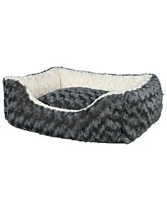 Koera magamiskoht Kaline bed / hall-beež / 80x65cm