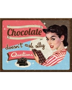 Magnet / Chocolate doesn't ask silly questions / LM