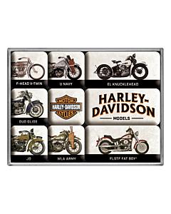Magnetite sari / 9tk / Harley-Davidson  / LM