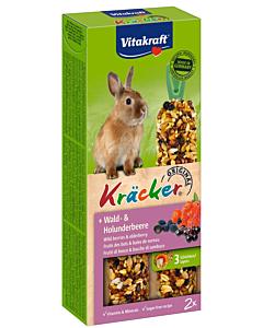 Vitakraft Kräcker maiuspulgad küülikutele metsmarjadega