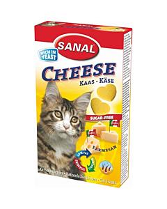Maiustused kassidele juustuga Sanal / 30g